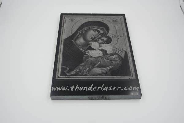 Photo laser engraver