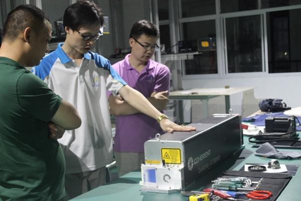laser engraver news about thunderlaser