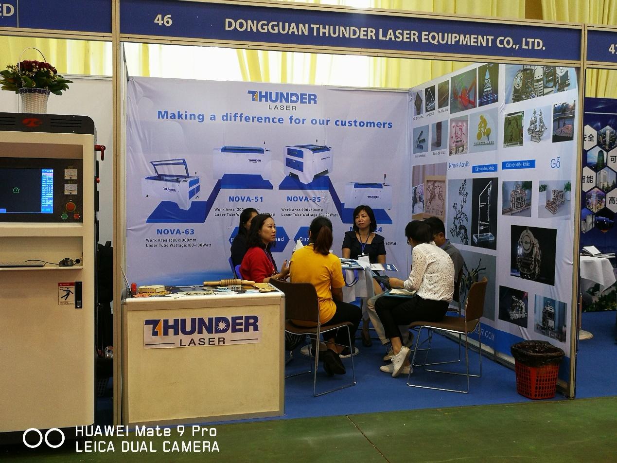 Vietnam laser cutter