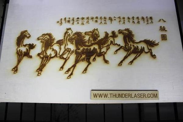 wood laser engraver
