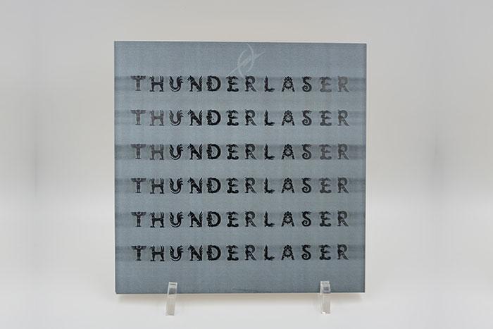 thunderlaser Ceramic laser engraver