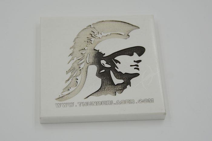 warrior Ceramic laser engraver