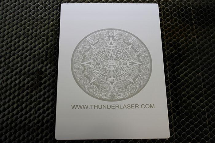 sun god Coated-Metal laser engraver