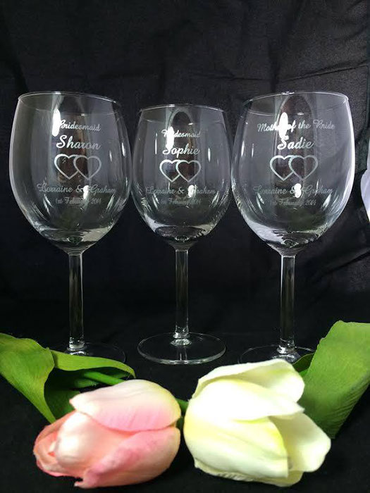 Wine glass Cylindrical laser engraver