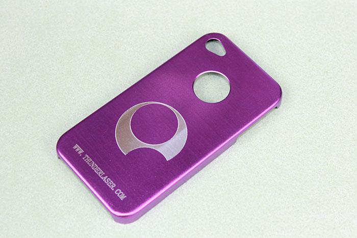 pink Mobile-Phone laser engraver