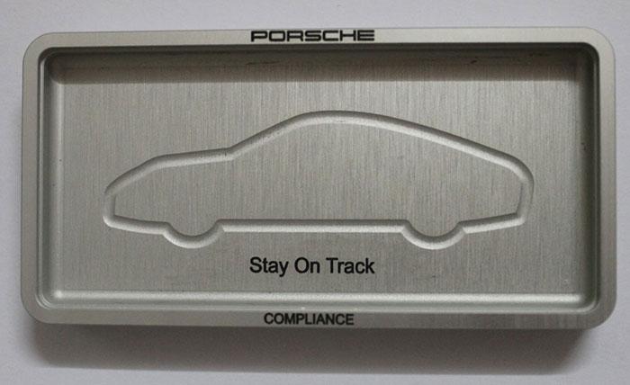 Car outline Metal-Engraving laser engraver