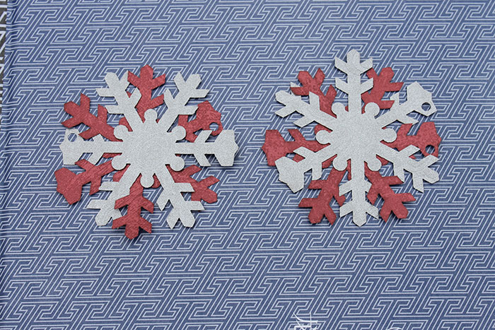 snowflake Paper laser cutter
