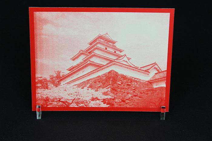 building photo laser engraver