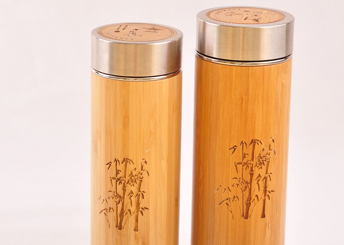 Bamboo painting laser engraver