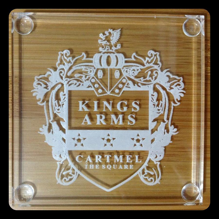 kingarms Signage-photo laser cutter