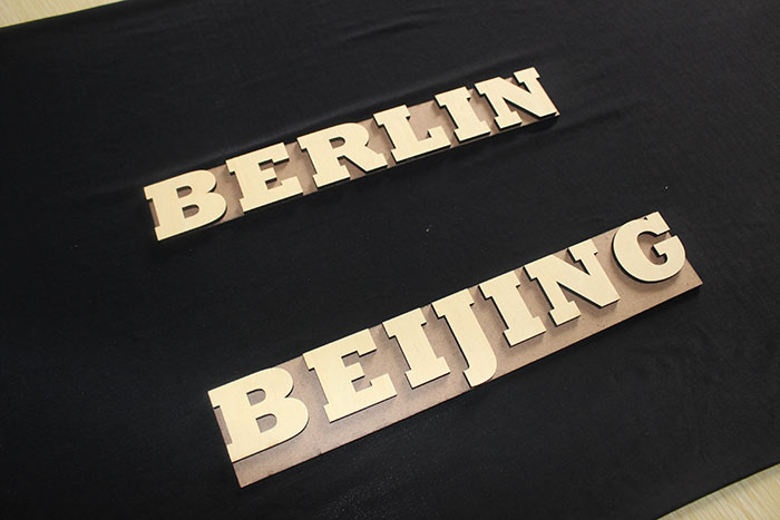 beijing Signage-photo laser cutter