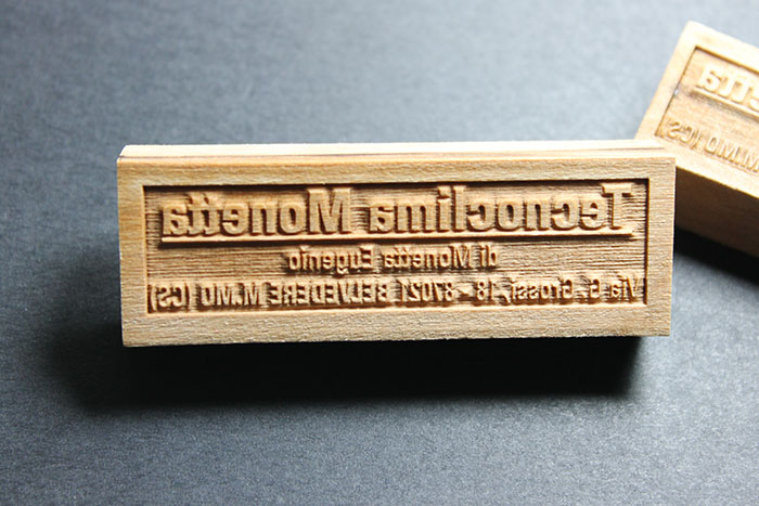 Stamp-photo laser engraver