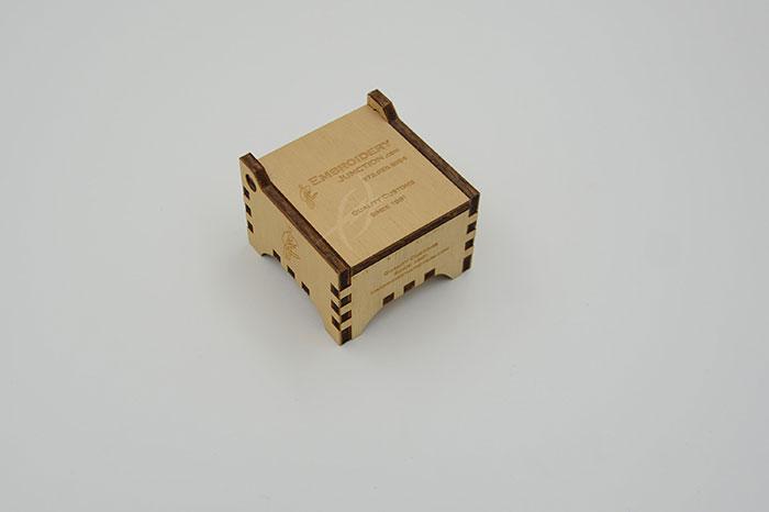 wood box laser cutter