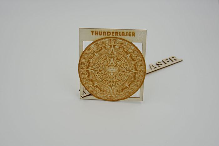 wood Sun god laser cutter