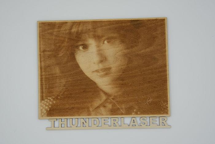 wood photo engraver